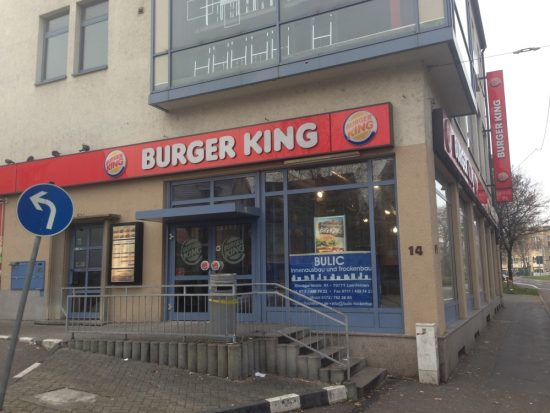 BV Burger King Bad Cannstatt