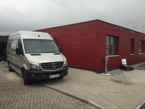 Passivhaus Plus-Energiehaus, Herrenberg